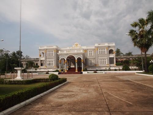 ビエンチャンの首相官邸