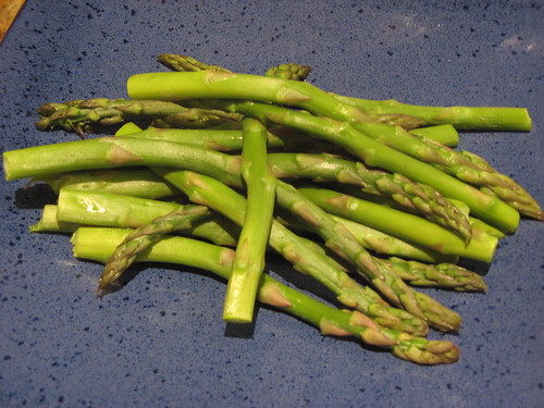 Asparagus by susanvg