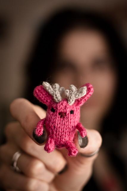 Tiny Jackalope