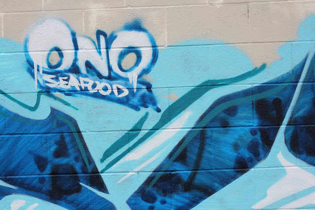 Ono Seafood, Honolulu, Hawaii