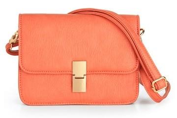 Hibiscus Orange Bag