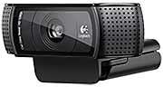 Logitech HD Pro Webcam C920 (S$159)