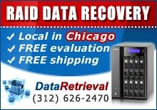 RAID Data Recovery Chicago