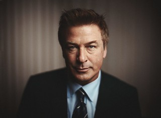 Epic Portrait - Alec Baldwin