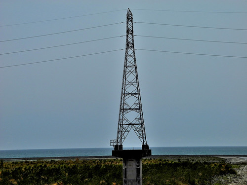 Pylon on the Sea