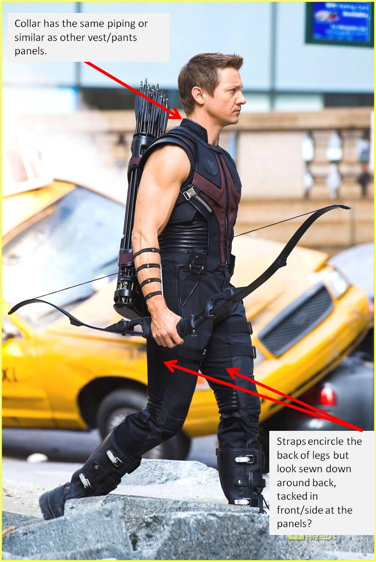 Hawkeye Avengers Movie Costume | www.pixshark.com - Images ...