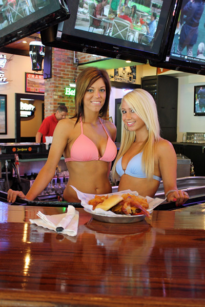 photos bikinis sports bar grill