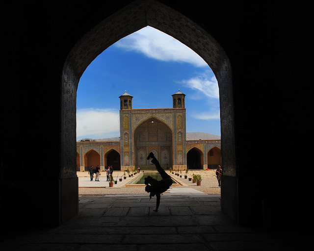 Why You Should Go To Iran II (In October)