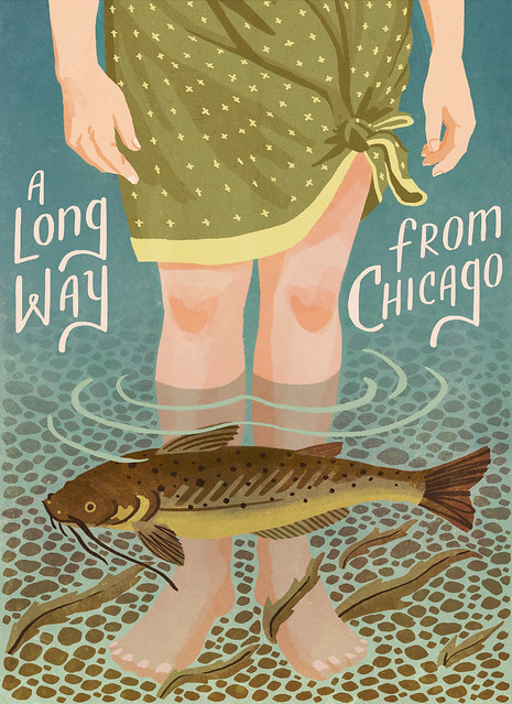 Book report on a long way from chicago