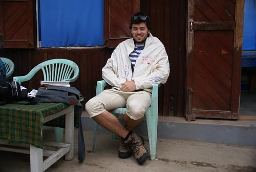 Ben Davey, Hsipaw, Myanmar (Burma)