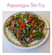 MEAL ICON Asparagus StirFry