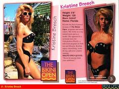 3 : Kristine Bresch