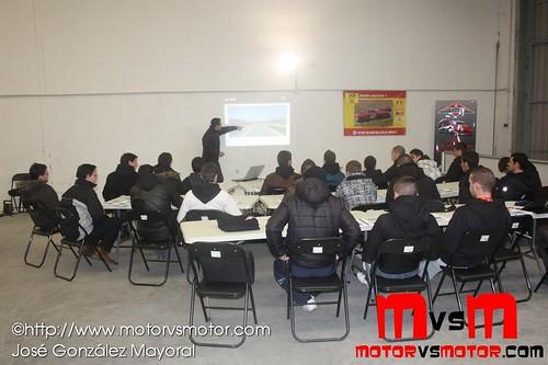 Curso Mecánica Competición Astra Racing