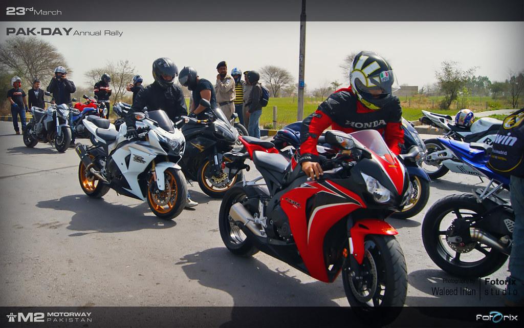 Fotorix Waleed - 23rd March 2012 BikerBoyz Gathering on M2 Motorway with Protocol - 7017385853 01046c457d b