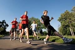 Trénink v dubnu - jarní běžecká sezóna vrcholí