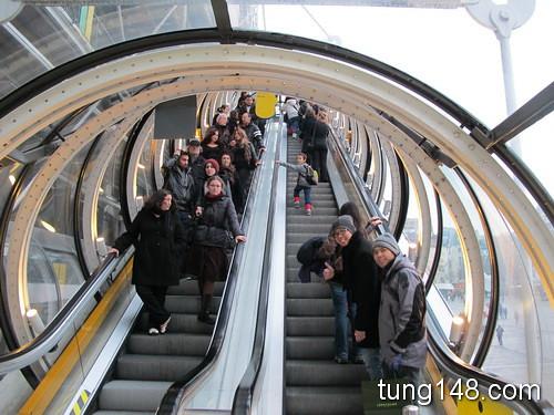 พิพิธภัณฑ์ศิลปะร่วมสมัย Centre Georges Pompidou