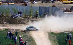 V Tramo cronometrado de tierra Loeches 2012 - Miguel Sanchez Borja Garcia - Peugeot 106 Rallye
