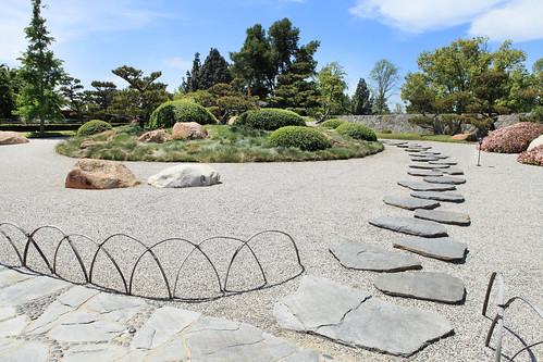 ogród ścieżka