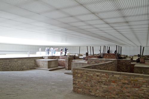 Sachsenhausen Crematorium Memorial