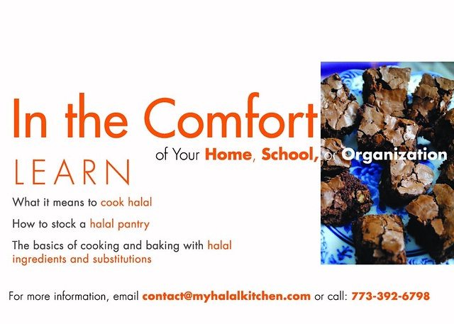 MHK Cooking Classes by Yvonne Maffei