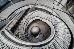 Spiral at the Embarcadero