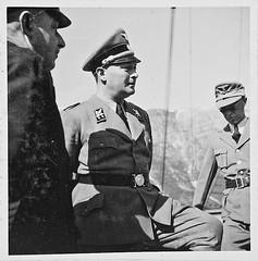 Mosjøen, ein Hamburger. Kapitän berichtet dem RK (Reichskommissar)