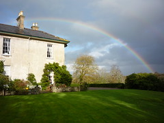 A Killarney manor house is the pot of gold at the end of the rainbow.
