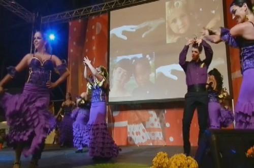 video 17 Ballet Paulina Gala Apertura V Feria Abril Las Palmas de Gran Canaria 2012