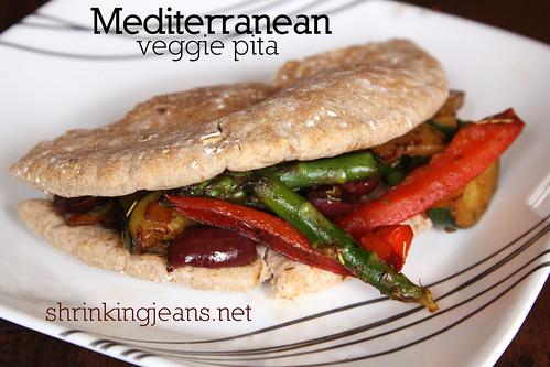 mediterranean-pita