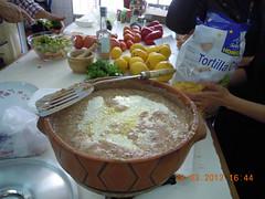 Comida Mexicana - Alfarería Canaria