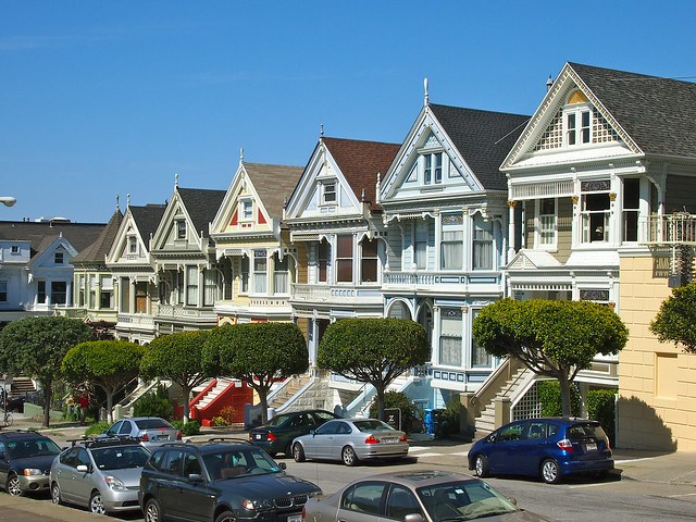 A Quest To Find The Full House House In San Francisco Film