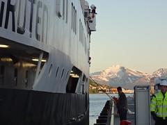 Tromsö, kurz vor Mitternacht