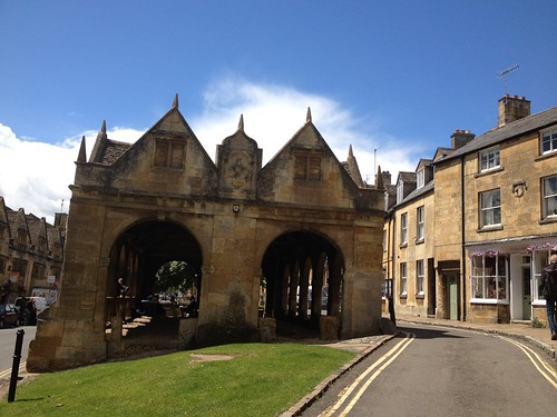 Chipping Camden Market Hall