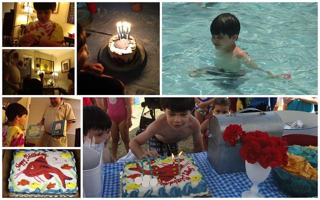 Shug's Birthday