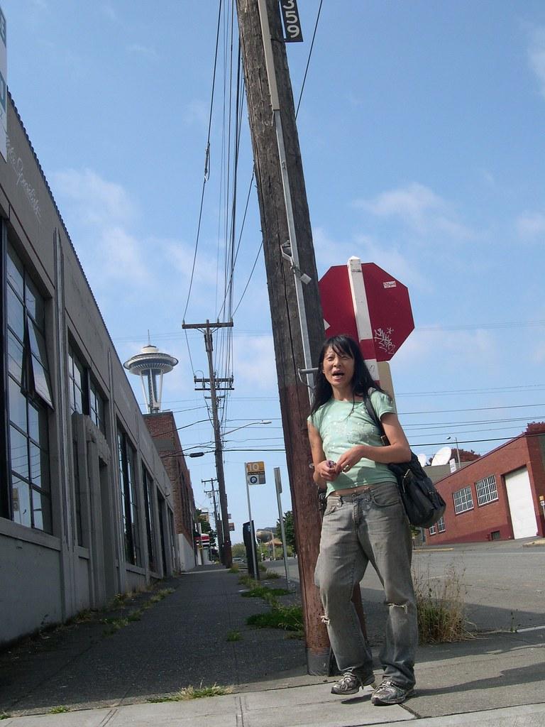 Asian Streetwalker | by StarmanMike Asian Streetwalker | by StarmanMike
