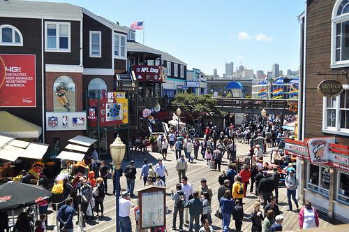 Pier 39 ~ San Francisco, CA