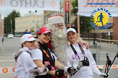 Joulupukki, Santa Claus, Rovaniemi Marathon.