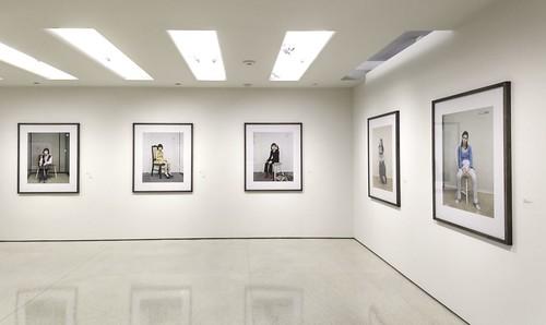 Installation view - Rineke Dijkstra: A Retrospective