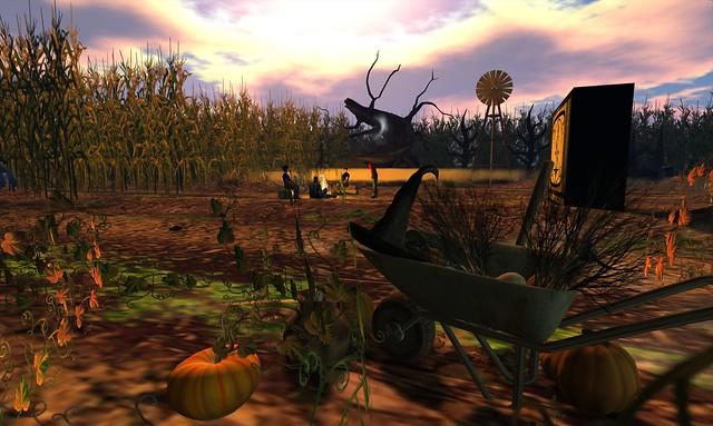 The Corn Field - 01