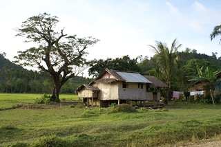 Local farmer's house