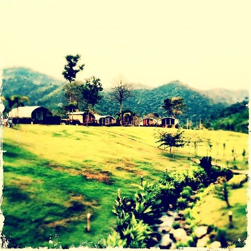 Banyan Leaf Resort, Suan Phueng, Thailand