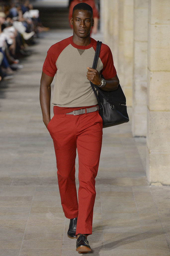 SS13 Paris Hermes025_David Agbodji(VOGUE)