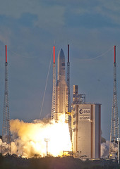 Lift-off for MSG-3