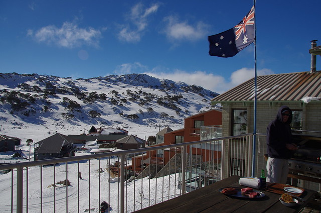 Charlotte Pass Snowy Mountains