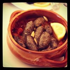 Spicy sausages www.klamtam.com #klamtam #food #Kuwait #q8 #kuwaitfood #Kuwaiti #kuwaitinstagram #yummy #delicious #eat #culinary #photo #instaaddict #instadaily #instamood #instagood #instahub #igaddict #igdaily #igers #q8instagram #q8ig #foodpics #tweegr
