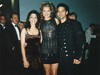 Brooke Shields with Sheila and Peter Michael