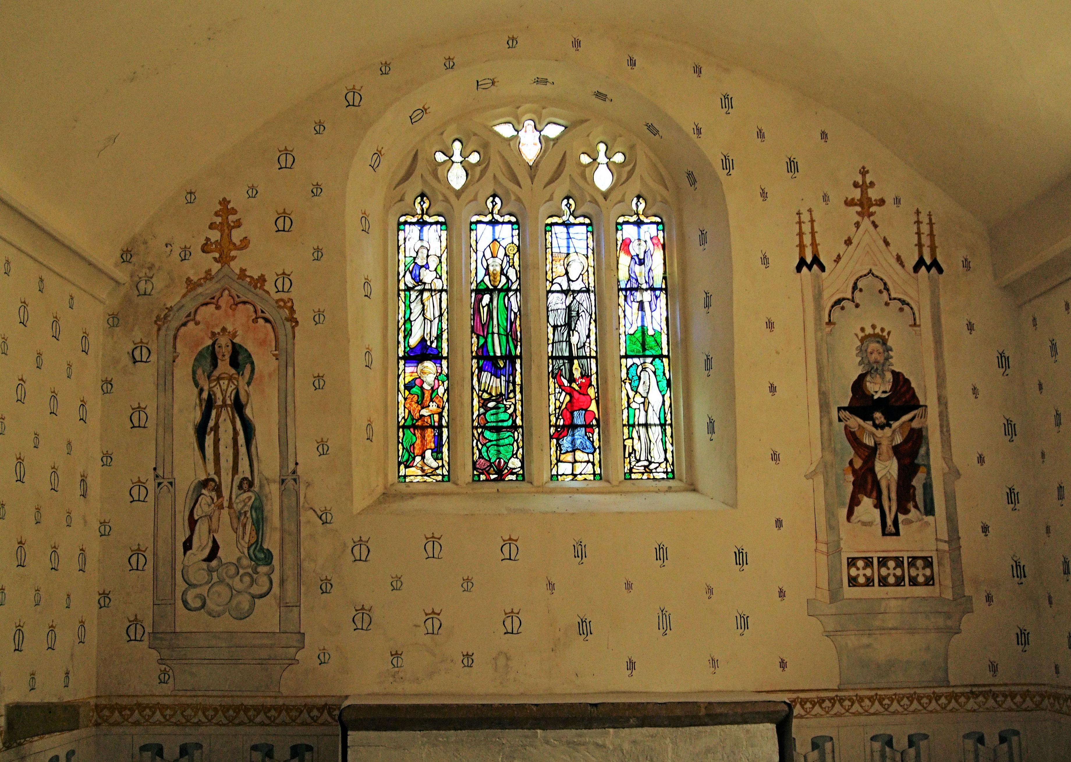 Glastonbury Abbey Glass Industry