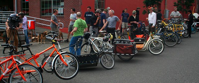 Cargo Bike Roll Call