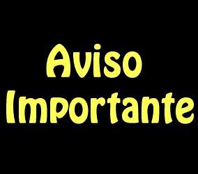 AVISO!! by sweetfelt \ ideias em feltro