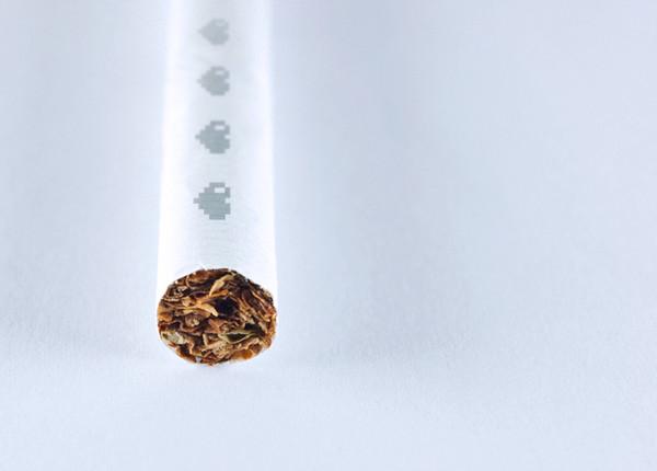 No games for smokers - Cigarro 8 bit